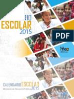 Calendario Mep 2015