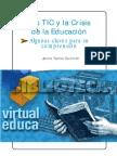 Las TIC y la crisis en la educación