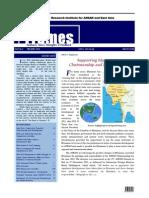 Newsletter - ERIA FRAMES (May - June 2014 Issue)