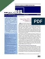 Newsletter - ERIA FRAMES (November - December 2014 Issue)