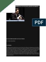 La actividad probatoria en el proceso penal acusatorio.doc