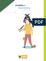 Español I  TELESECUNDARIA.pdf