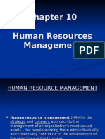 Human Resources Management by Giants