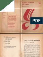 Contexto Histórico. Literatura Contemporánea. ANUIES