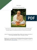 Brahmasamhita Notes - Anuj