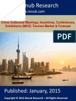 China Outbound MICE Tourism Market
