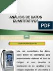 Analizar Los Datos Cuantitativos