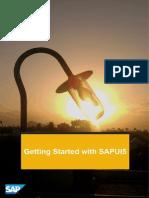 SAPUI5 Syllabus