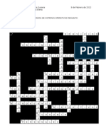 Crucigrama de Sistemas Operativos Resuelto
