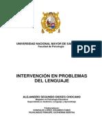 Evaluación en los problemas de lenguaje