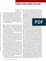 A Timely and Necessary Antidote to Indirect Methods and So-called P-Wave FWI by Arthur Weglein