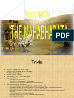 Winning Strategy of Mahabharata