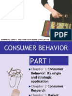 CONSUMER BEHAVIOR 1
