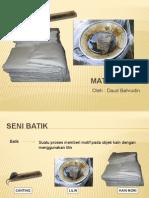 Materi Batik