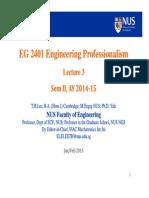 Eg2401 THLee Lecture03 Sem2
