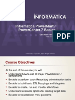 Informatica Training Seep