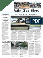The Daily Tar Heel for Feb. 16, 2015