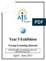 ais vietnam exhibition group learning journal