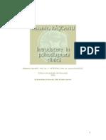 Psihodiagnoza Clinica