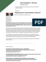 2015-02-07 Gustav Horn - Griechenland muss Sparkurs verlassen DLF
