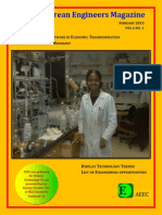Alpha Eritrean Engineers Magazine 2015 February's Issue