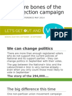 CTU campaign presentation 2014