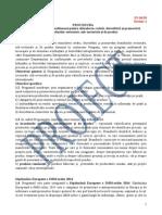 w2699 Proiect Procedura Branduri 2015
