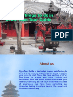 Best 10 Things to Do in Xi'an- Xian Tour Guide