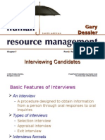 Ch07INTERVIEWING CANDIDATES.ppt