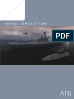 Full Mission Naval Warship Simulators