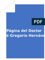 Biografia del Doctor José Gregorio Hernández