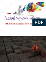 Multimedia Approach in Education by Dr J R Sonwane