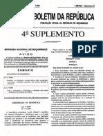 Lei 10_99-Utilizacao Sustentavel Dos Recursos Florestais e Faunisticos