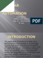 1363065260seminar on Automation by VISHNU