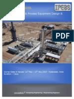 Pressure Vessel & Process Equipment Design & Engineering