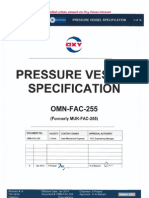 Pressure Vessel Specification.pdf