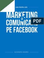 Marketing Si Comunicare Pe Facebook in 2015
