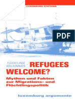 Luxemburg Argumente - Refugees Welcome?