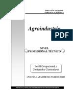 Agroindustria 201220