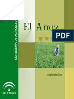 Folleto Arroz Ecologico