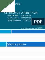 Retinopati Diabetikum