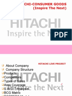 Strategy Management Hitachi