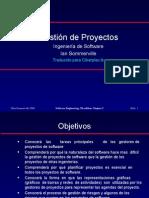 Gestion de proyectos - Sommerville