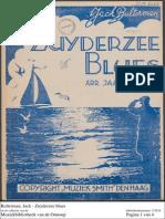 Zuyderzee Blues