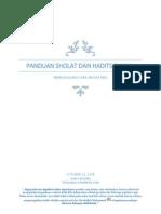 Panduan Evaluasi Sholat Dan Hadits Shahih