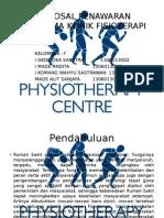 Proposal Penawaran Kerjasama Klinik Fisioterapi
