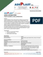 030 Fisa Tehnica ADEPLAST Aeria Antibacterii