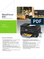 Epson Work Force® 630