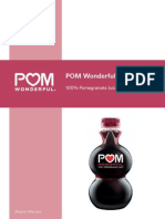 Pack Analysis for POM juice