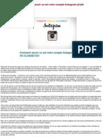 Comment Savoir Ce Est Votre Compte Instagram Piraté